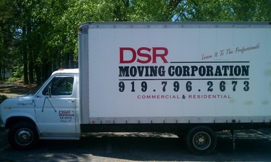 Dsr Moving Corporation