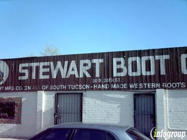 Stewart Boot Mfg Co