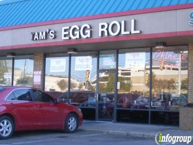 Tam&#039;s Egg Roll