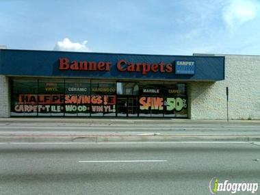 Banner Carpets & Drapes