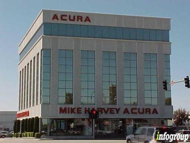 Acura Mike Harvey Acura Parts
