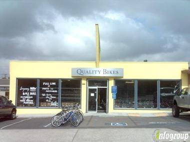 Quality Bicycle Sales & Svc