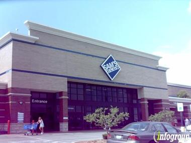 Sam's Club Bakery