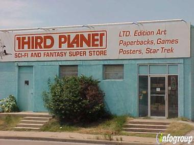 Third Planet Sci-Fi Superstore