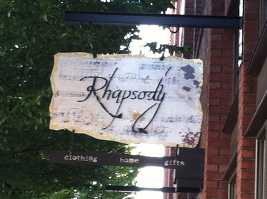 Rhapsody Clothing