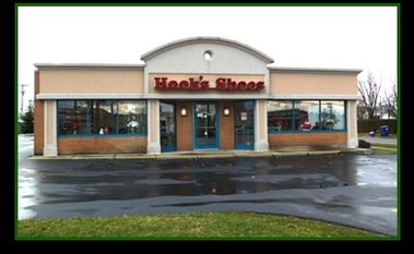 Hook&#039;s Shoe Stores Inc