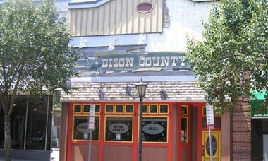 Bison County Bbq &amp; Grille