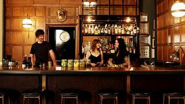 Breslin Lobby Bar at the Ace Hotel