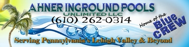 Ahner Inground Pools Unlimited