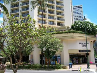 Hyatt Regency Waikiki Beach Resort And Spa