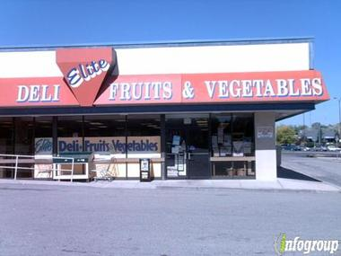 Elite Deli Fruits & Vegetables
