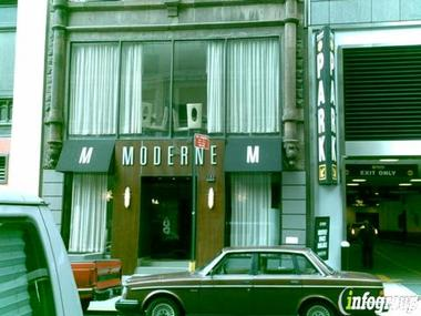 Moderne Hotel