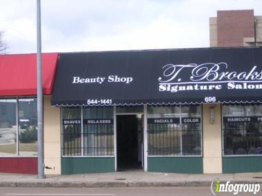 T Brooks Signature Salon