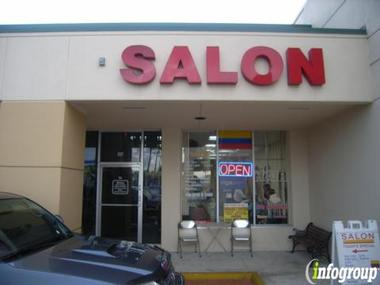 Unisex Beauty Salon Hollywood Hair