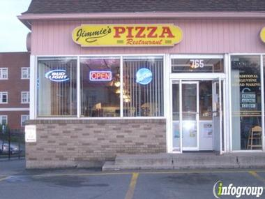 Jimmies Pizza Restaurant