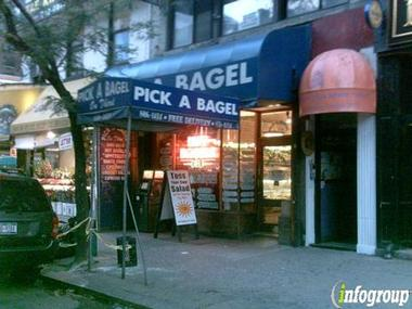Pick A Bagel On Third