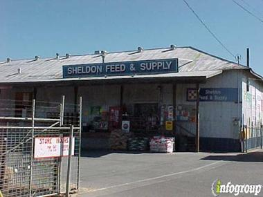 Sheldon Feed & Supply