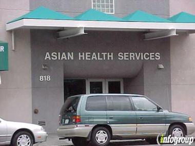 Jeung, Joan J, Md - Asian Health Svc