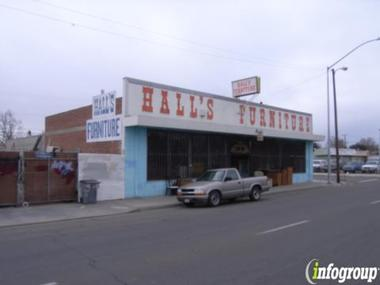 Hall&#039;s Furniture