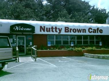 Nutty Brown Cafe