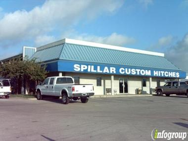 Spillar Custom Hitches Inc