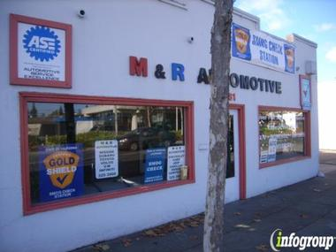 M &amp; R Automotive