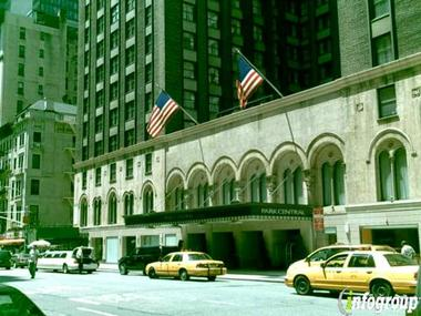 Park Central Hotel New York Hotels
