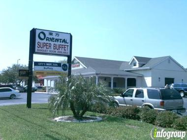 Oriental Super Buffet