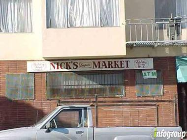 Nick's Super Market