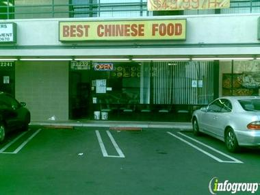 Best Chinese Food