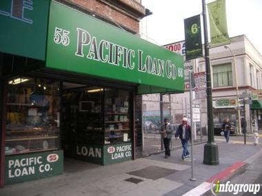 Pacific Loan & Jewelry Co.
