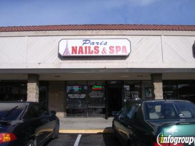 Paris Nails &amp; Spa