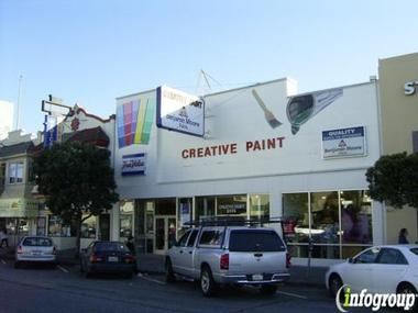 Creative Paint & My Paint Stop