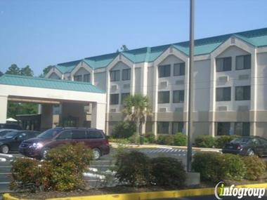 Hampton Inn-Mobile North