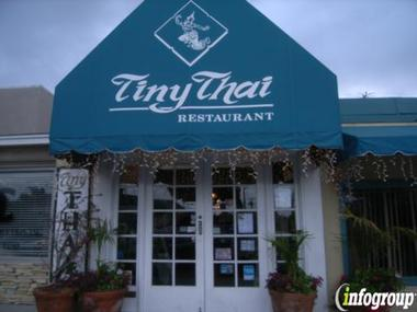 Tiny Thai Restaurant