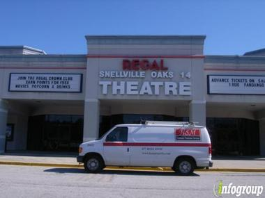 Regal Snellville Oaks 14