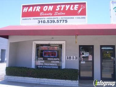 Hair On Style Beauty Salon