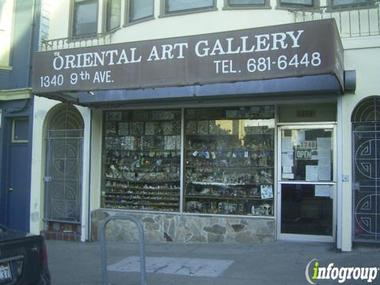 Oriental Art Gallery