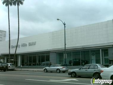 Beverly Hills Bmw