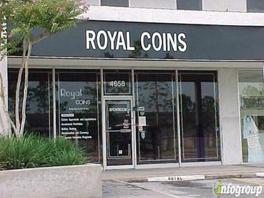 Royal Coins