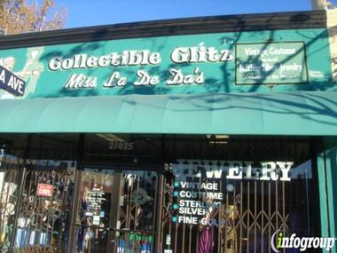 Collectible Glitz-Miss La De