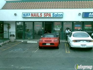 Ritz Nails &amp; Hair Salon