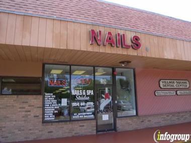 Nail &amp; Spa Studio