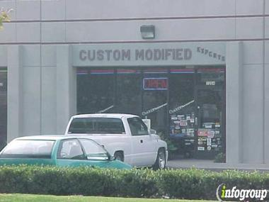 Custom Modified Experts