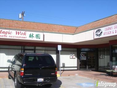 Magic Wok Restaurant