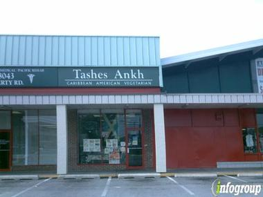 Tashes Ankh Caribbean Carryout