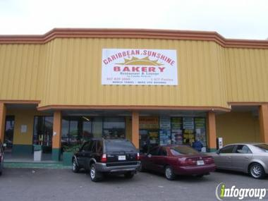 Caribbean Sunshine Bakery