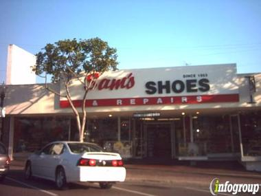 Sam's Shoes & Shoe Repair