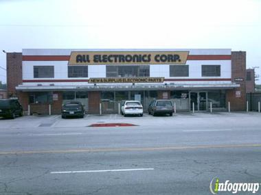 All Electronics Corp