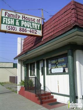 Family House Of Fish And Poultry